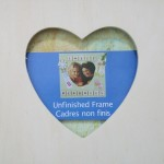 Heart wood frame