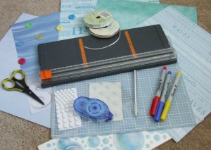 Scrapbooking-supplies